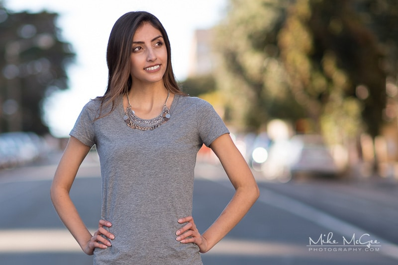 Model Credit: Angelica. Location: San Francisco, CA
