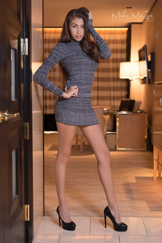 Model Credit: Kia Chiefcalf. Location: Las Vegas, NV