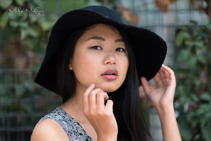 Model Credit: Eirras. Location: San Francisco, CA