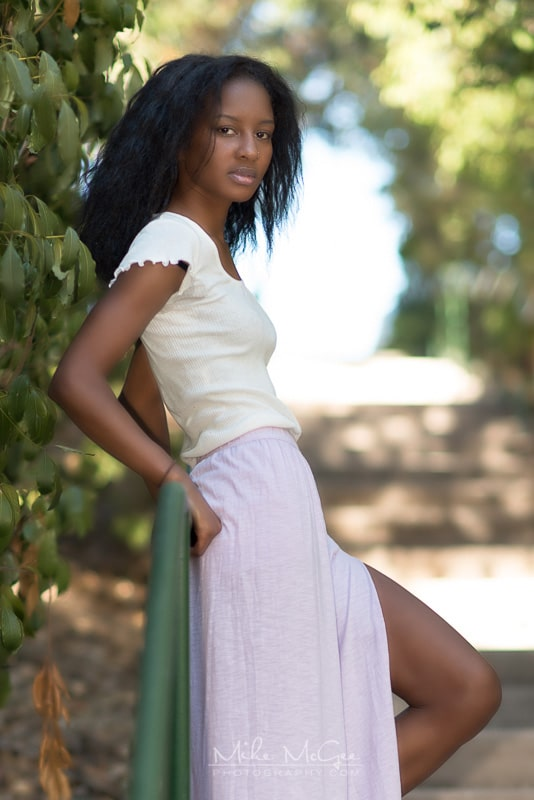 Model Credit: Tynia. Location: Oakland, CA