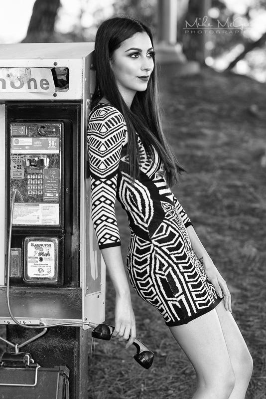 Model Credit: Emma. Location: Cupertino, CA