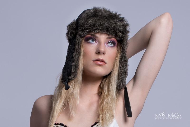 Model Credit: Amanda. Location: Fremont, CA (Modeling iARA Bikini Line)
