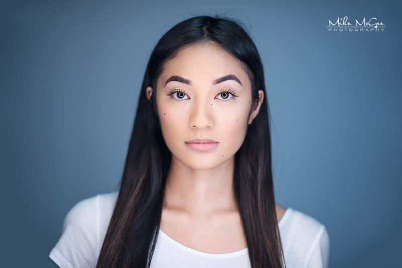 Anna Cruz Model San Francisco Headshot Photographer