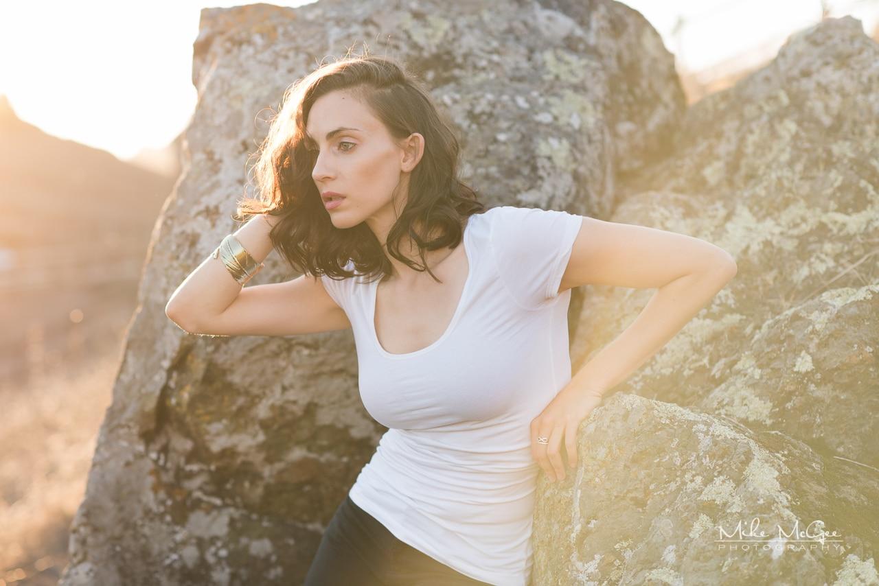 Portrait & headshot photography. Model Credit: Ariele