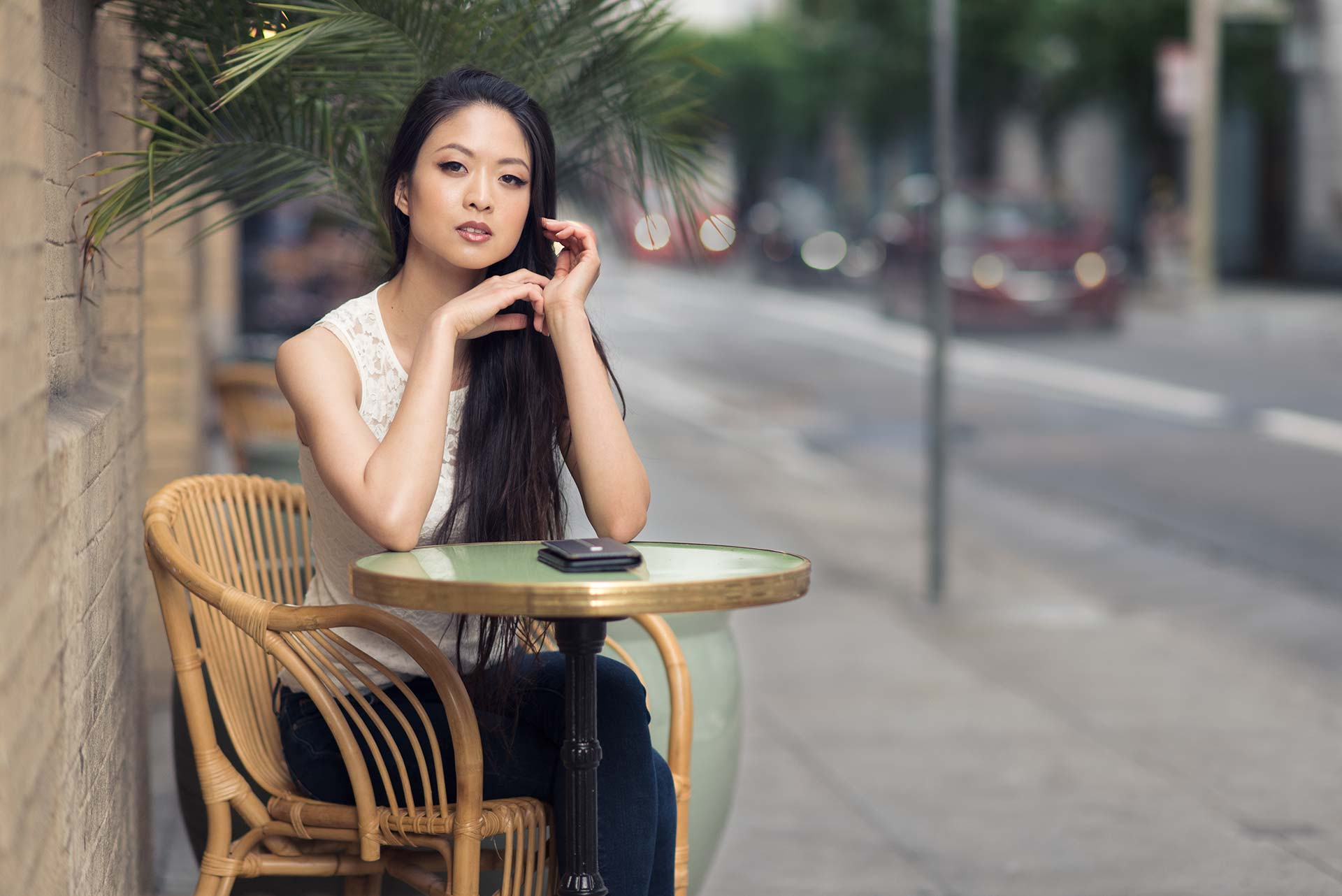 Portrait & headshot photography. Model Credit: CC