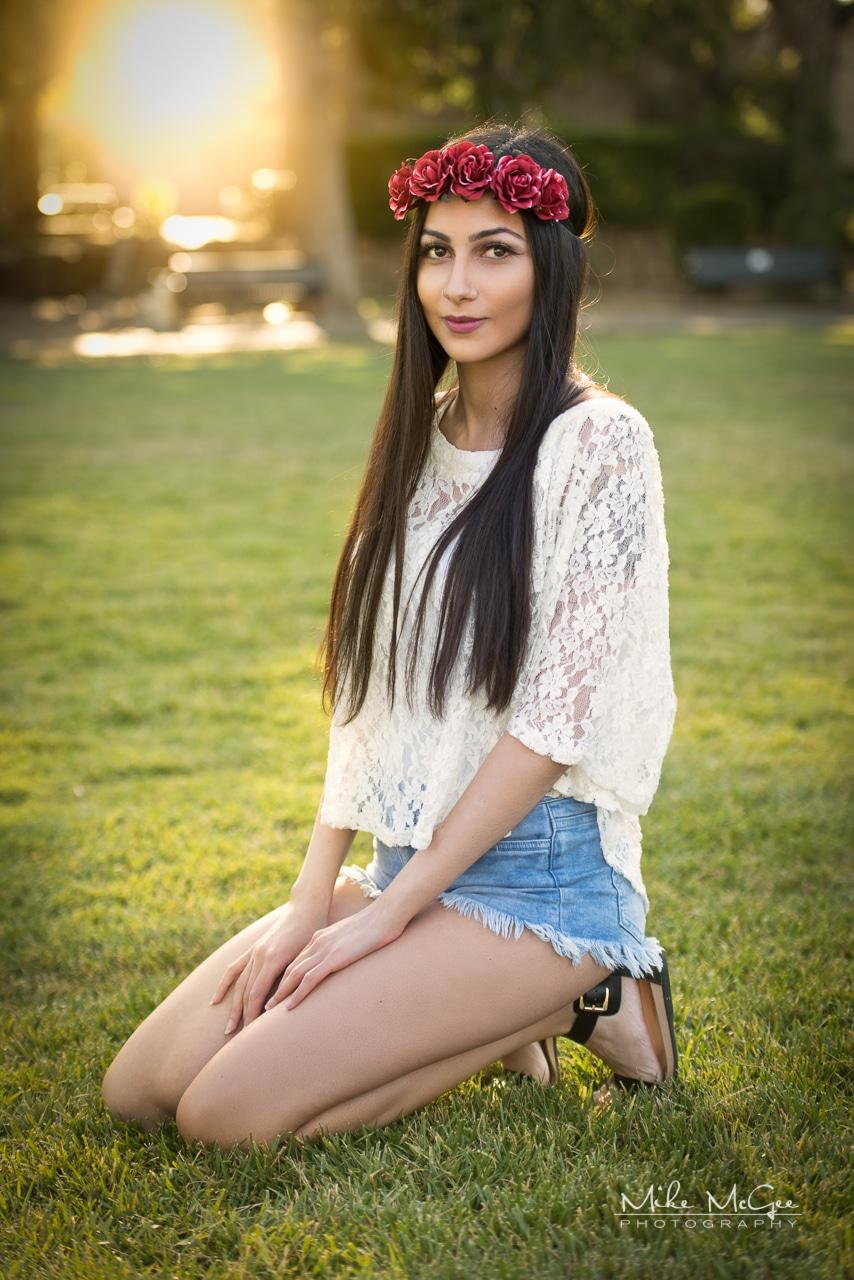 Portrait & headshot photography. Model Credit: Emma