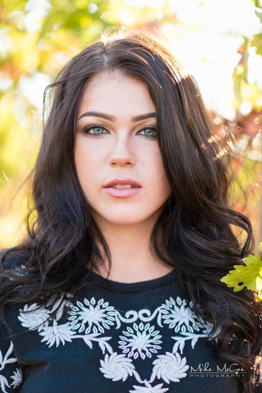 Portrait & headshot photography. Model Credit: Hannah