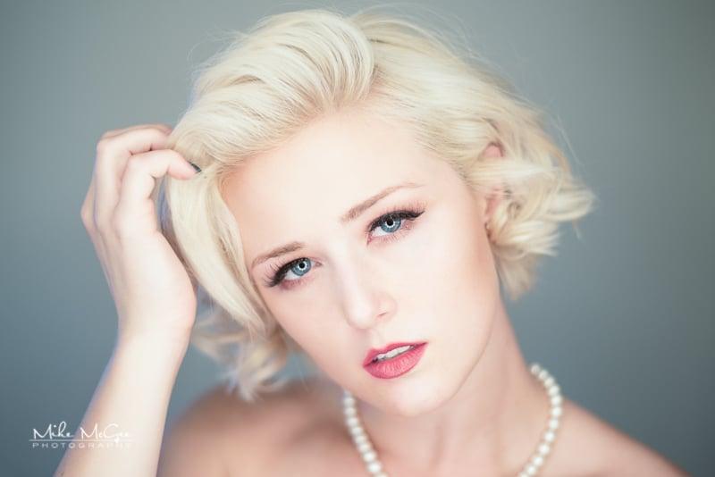 Meg Model San Francisco Headshot Photographer