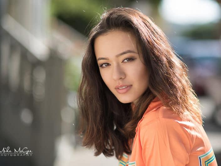 Michelle K Model San Francisco Headshot Photographer