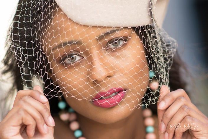 Portrait & headshot photography. Model Credit: Michelle