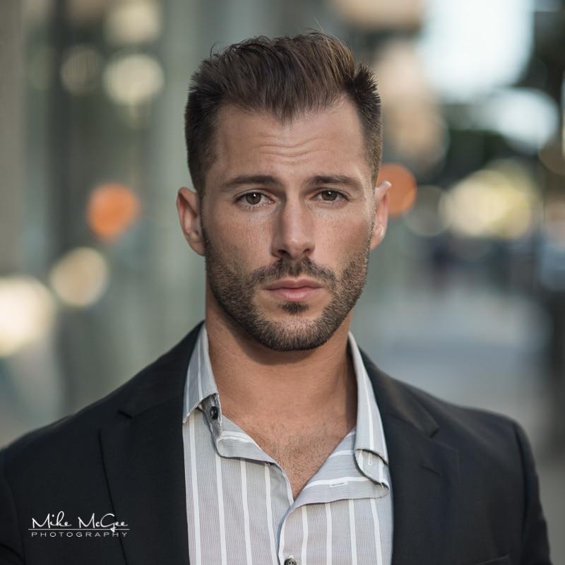 Mike McGee San Francisco Bay Area Portrait & Real Estate Headshot Photographer