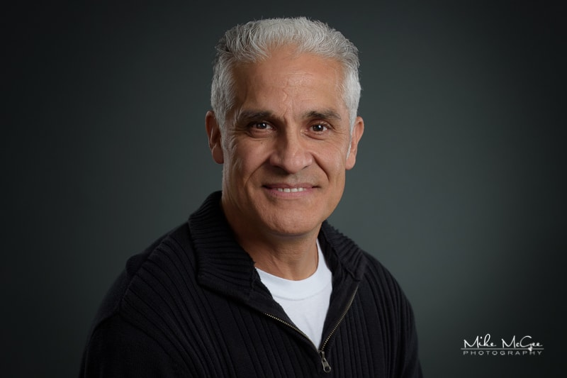 Mike McGee San Francisco Bay Area Portrait & Real Estate Agent Headshot Photographer