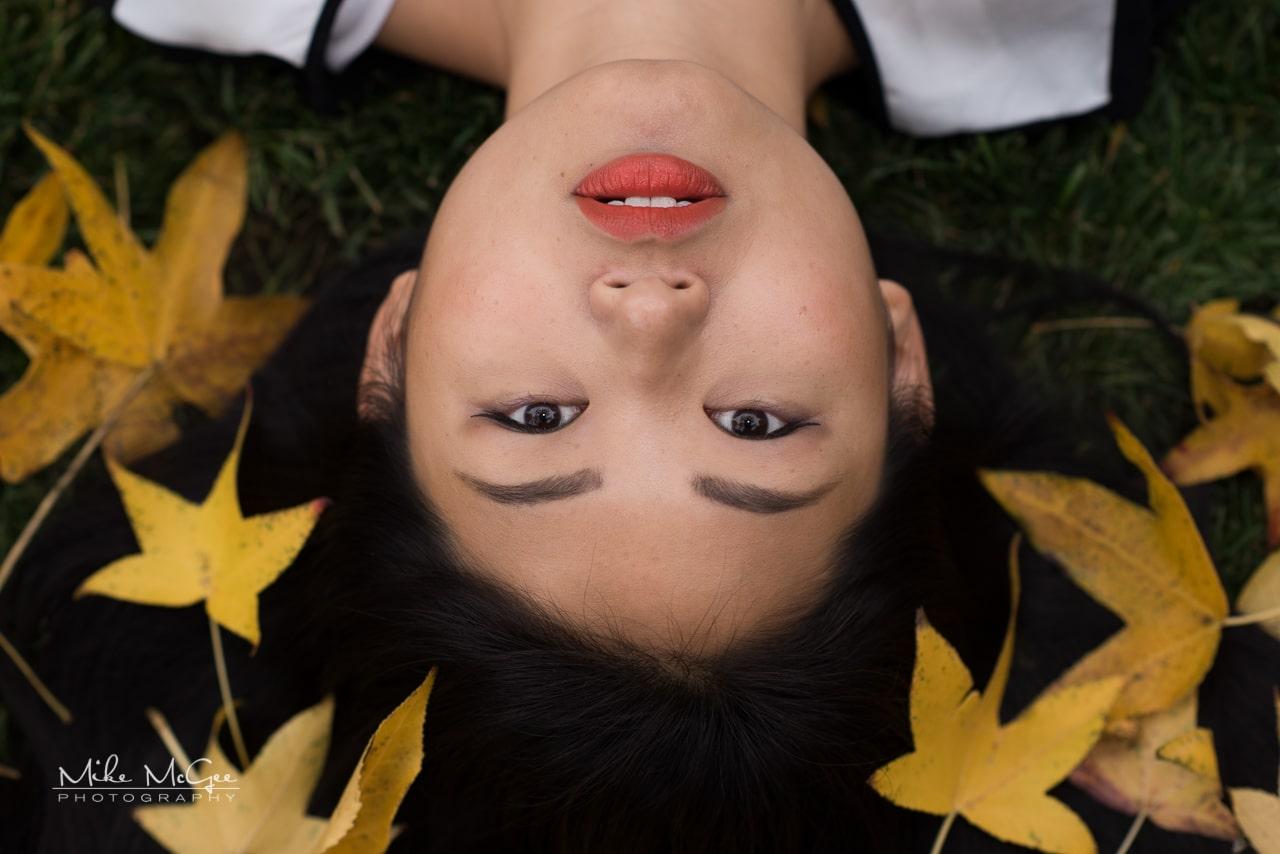 Portrait & headshot photography. Model Credit: Sarry