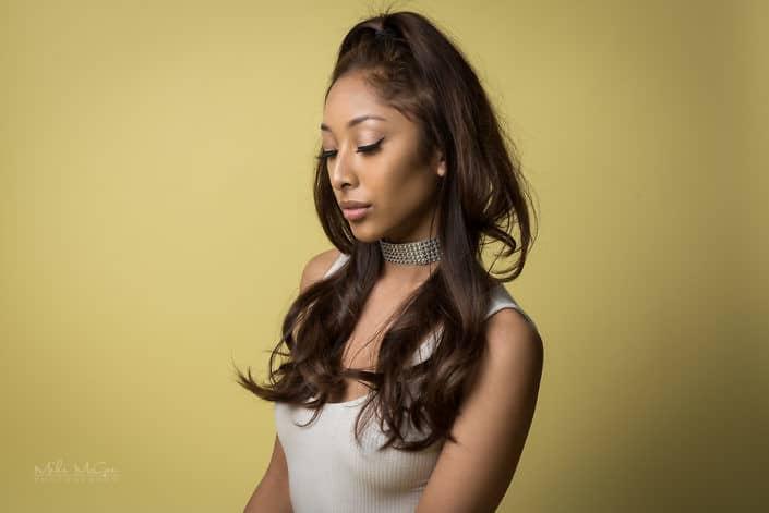 Sheila Bauzon Model Glamour Portrait & Headshot