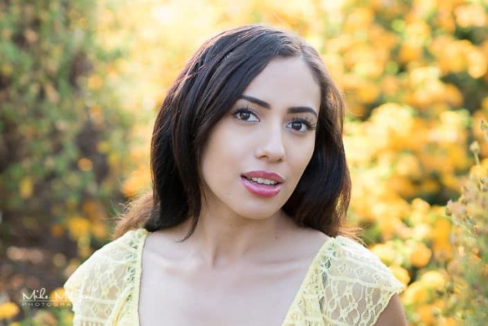Theadina Model San Francisco Headshot Photographer
