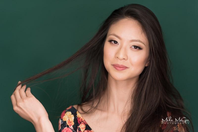Model Headshot / Portrait Chan Chuan Chen
