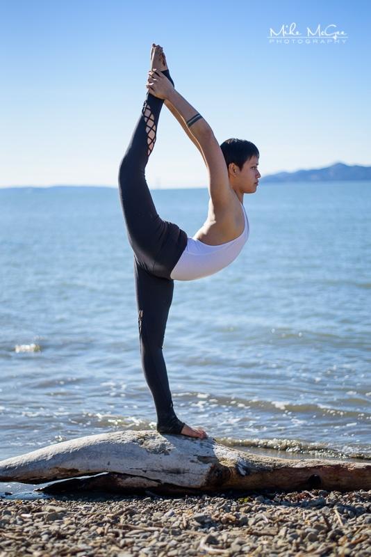san francisco bay area yoga and fitness photographer