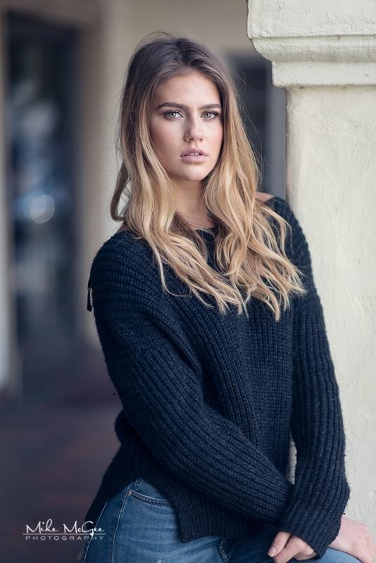 Devin Model Portrait & Headshot