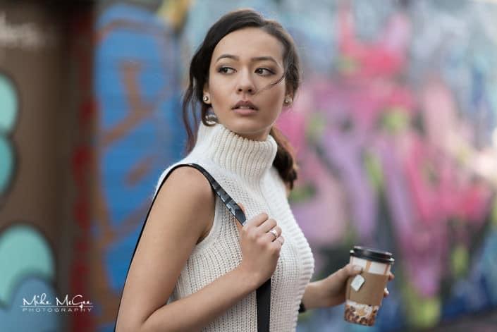 Michelle Model Lifestyle Portrait & Headshot