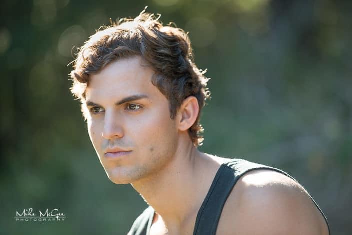 Navid Model Portrait & Headshot
