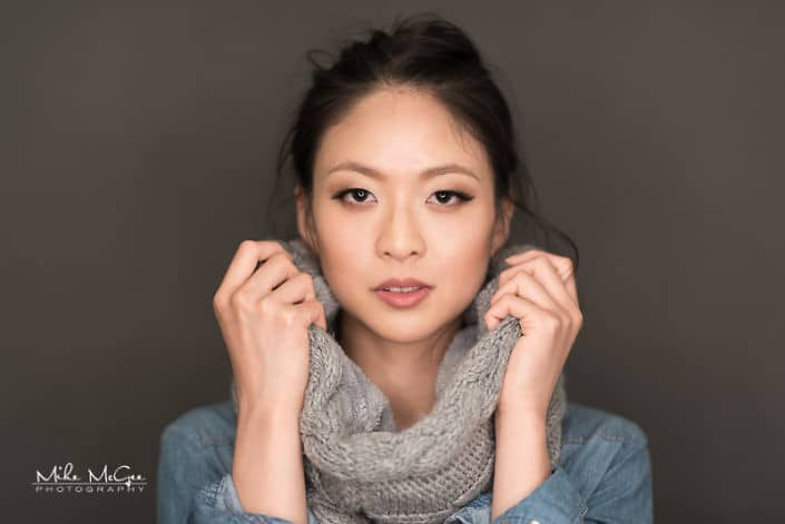 Cece ringlight beauty headshot photographer san francisco bay area
