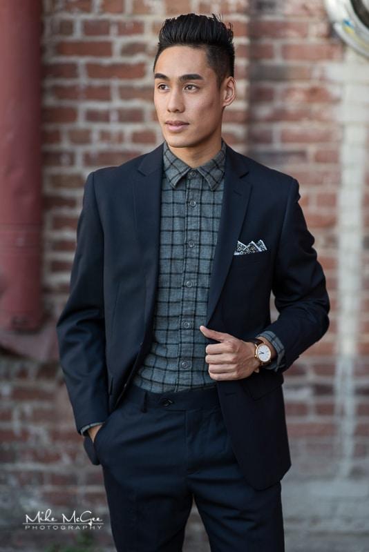 Derrick D. San Francisco Bay Area Fashion Photographer