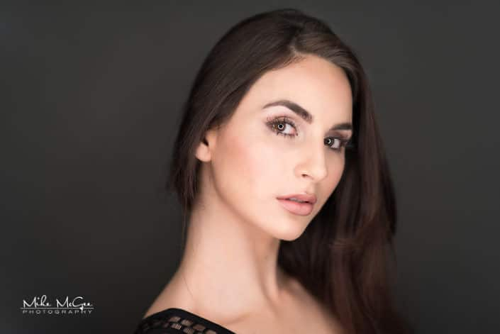 Elena Rose ringlight beauty headshot photographer san francisco bay area