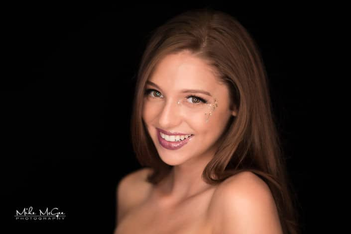 Elena Safavi ringlight beauty headshot photographer san francisco bay area