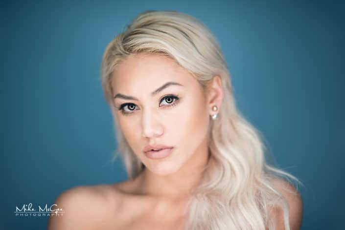 Gwen ringlight beauty headshot photographer san francisco bay area