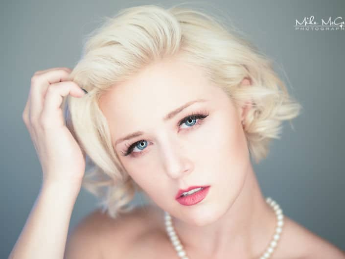 Meg Vega ringlight beauty headshot photographer san francisco bay area