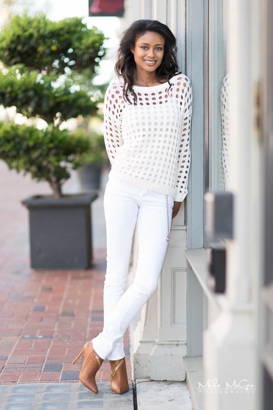 Michelle San Francisco Bay Area Fashion Photographer