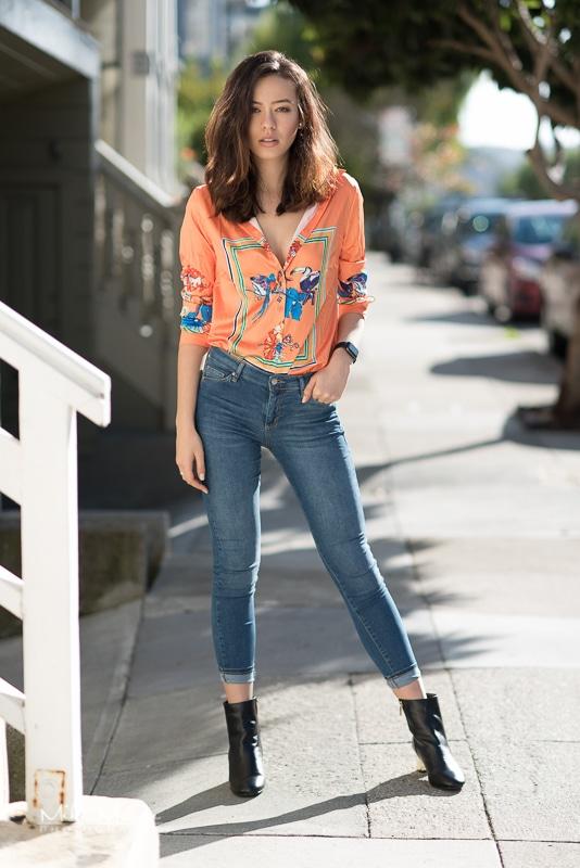Michelle K San Francisco Bay Area Fashion Photographer