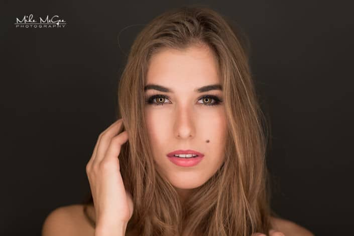 Olga Sigmundson ringlight beauty headshot photographer san francisco bay area