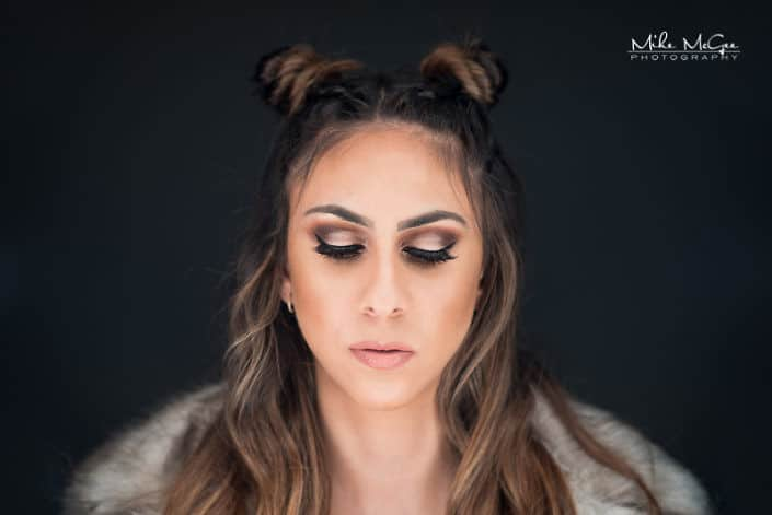 Rana Ghafari ringlight beauty headshot photographer san francisco bay area