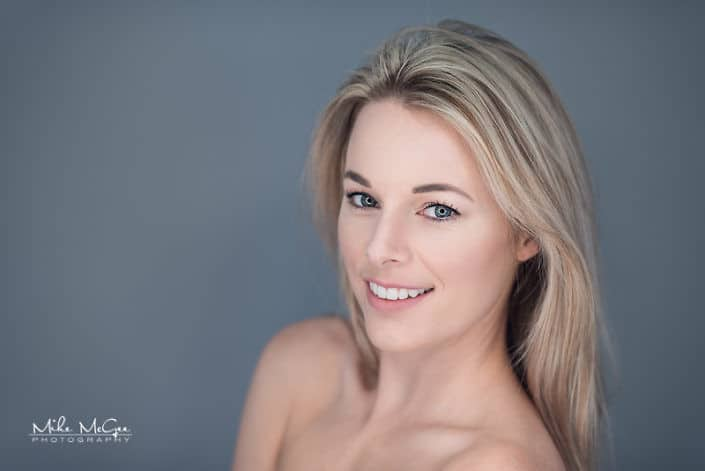 Tiffany Wilson ringlight beauty headshot photographer san francisco bay area
