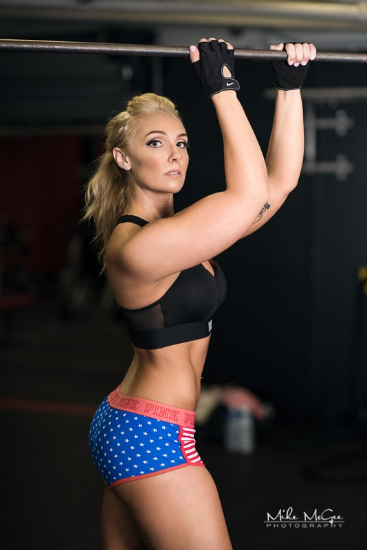 Mandi San Francisco Fitness Photographer Photoshoot