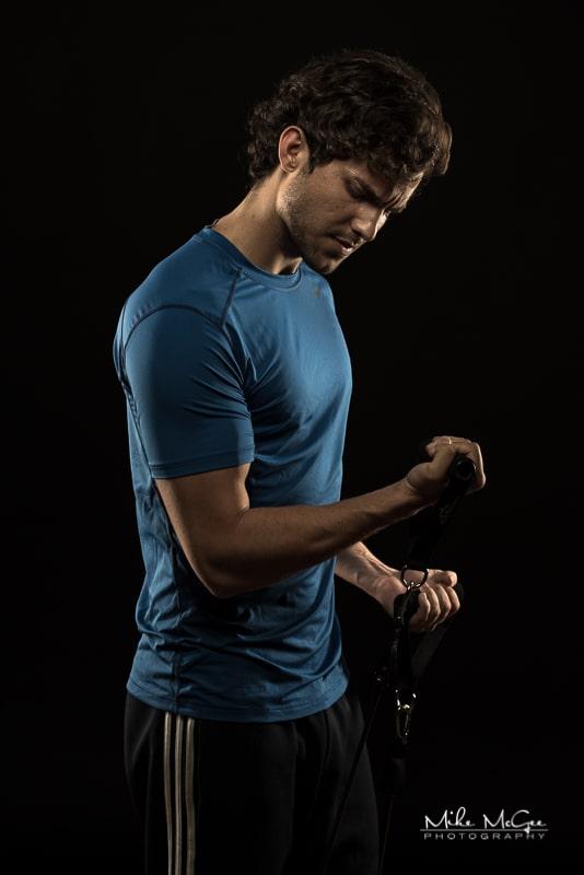 Navid San Francisco Fitness Photographer Photoshoot