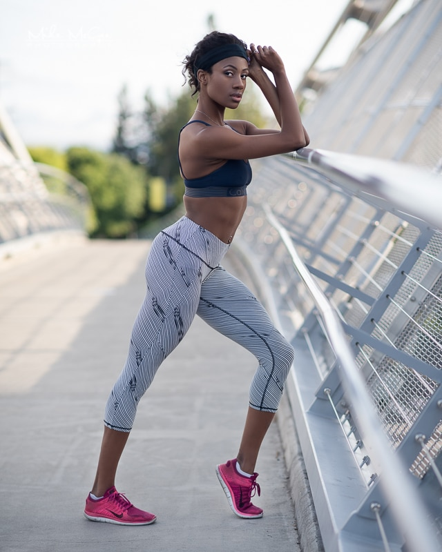Ruthie San Francisco Fitness Photographer Photoshoot