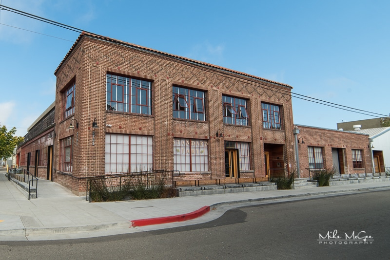 Mike McGee Photography Studio Building