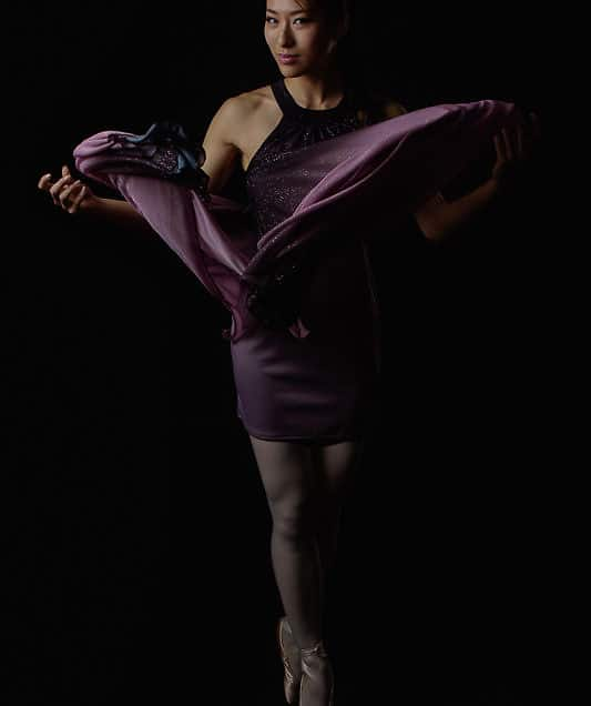 Jiajia Artistic Ballet Inspired Shoot