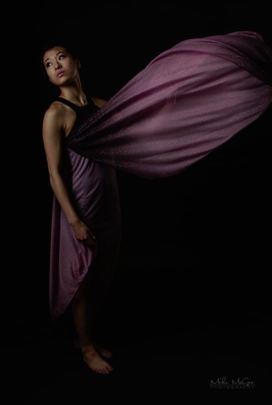 Jiajia Artistic ballet portrait series photographer san francisco bay area