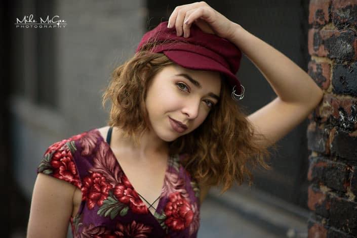 Ari Lagomarsino Mike McGee San Francisco Bay Area Headshot Fashion & Portrait Photographer