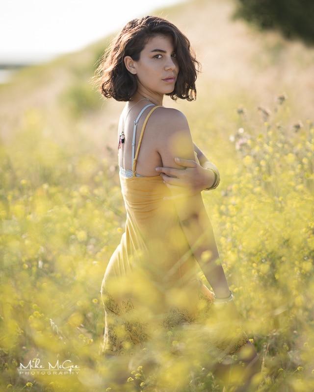 Saghar Yousafi Mike McGee San Francisco Bay Area Headshot Fashion & Portrait Photographer