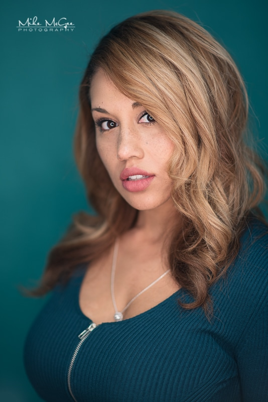 Ella Bella Mike McGee San Francisco Bay Area Headshot Fashion & Portrait Photographer