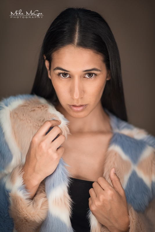 Lissette Maravilla Mike McGee San Francisco Bay Area Headshot Fashion & Portrait Photographer