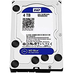 WD Blue 4TB Desktop Hard Disk Drive
