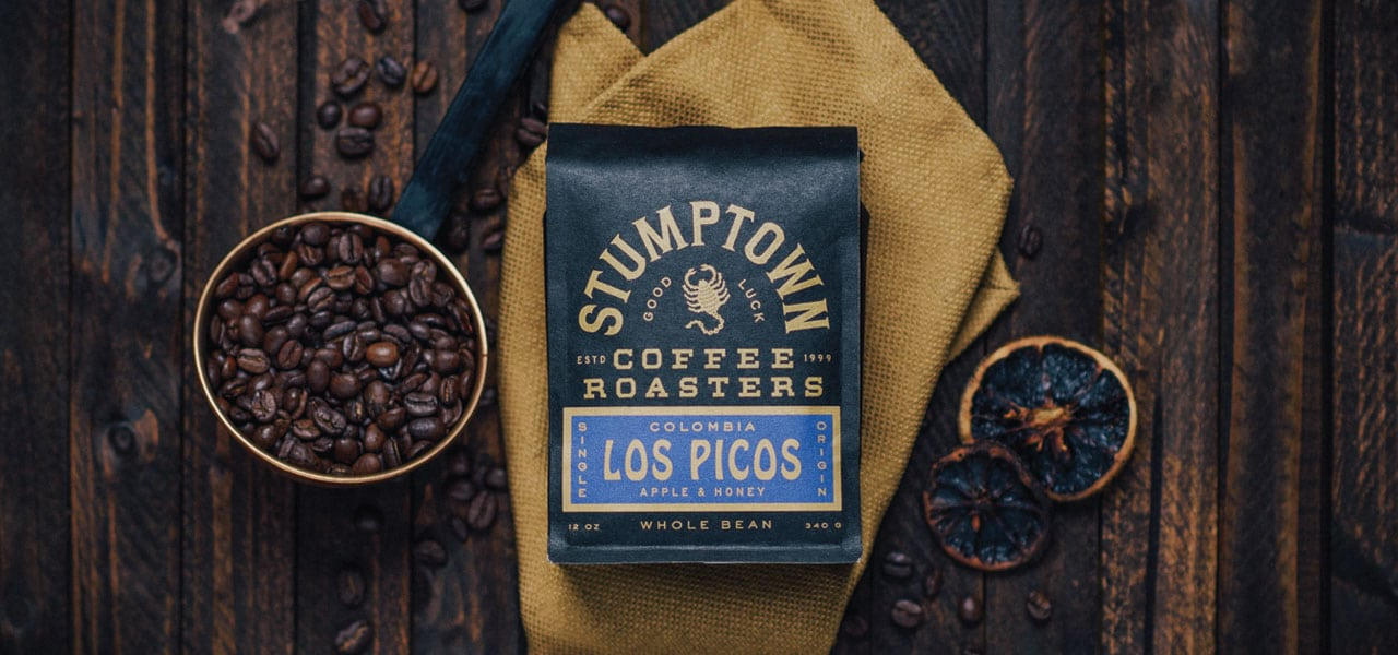 San Francisco Bay Area Product Photographer Stumptown Coffee