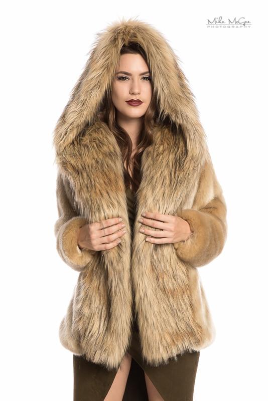 San Francisco Bay Area Product Photographer Vegan Faux Fur E-Commerce Modeling Product Photographer