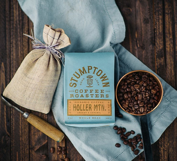 San Francisco Bay Area Natural Light Food Advertising Product Photographer Stumptown Coffee