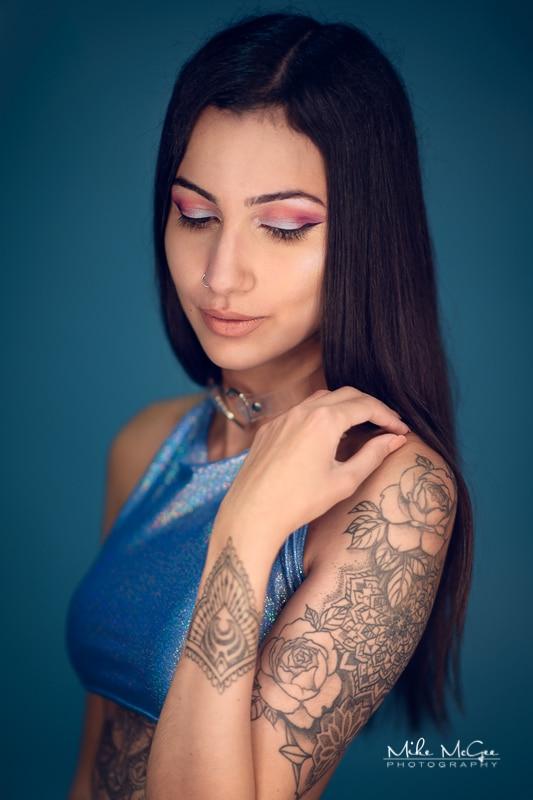 Emma Mike McGee San Francisco Bay Area Headshot Fashion Portrait Beauty Photographer